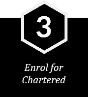 Step 3 - Chartered