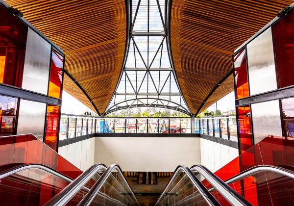The Sydney Metro Northwest Stations project by Mott MacDonald, SMEC and KBR